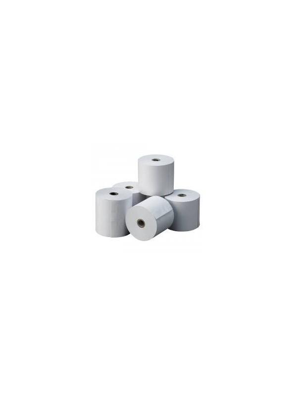100 Bobines de Papier Thermique CB pour TPE 57mm