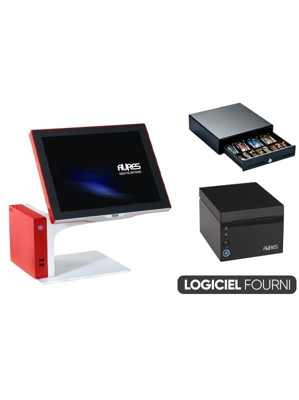 Caisse Enregistreuse Tactile épicerie / Commerce Design