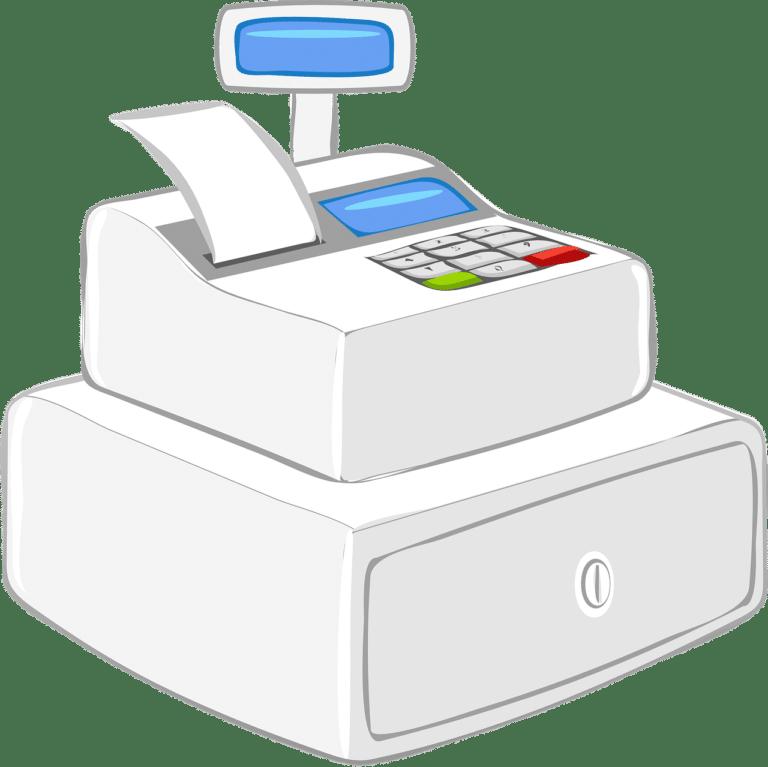 Comment se servir d'une caisse enregistreuse?