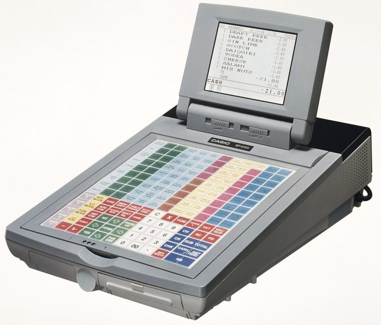 Comment une caisse enregistreuse est-elle fabriquée ?